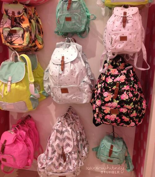 cute girly backpacks Backpack Tools