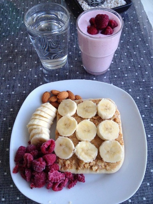 banana, bananas, breakfast and delicious