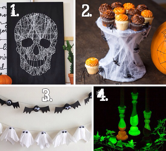 Cute Diy Halloween Scary Sweet Image 2258108 By