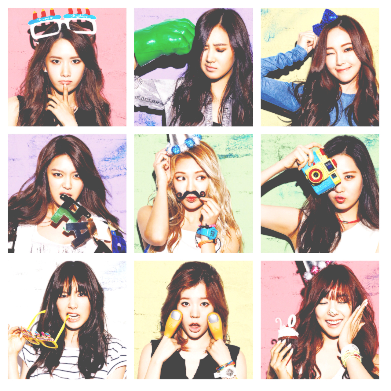 choi sooyoung, gg, girl generation and girls generation