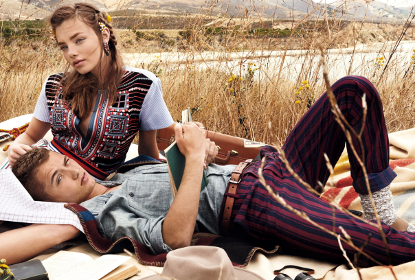 couple, editorial, fashion, girl, love, style, teen, vogue