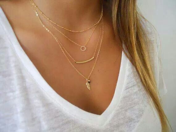 accessories, beautiful, blonde, blouses, clothes, cute, elegant, fashion, foliage, girls, glamour, glitter, gold, jewelry, long hairs, necklace, outfit, shining, sparkle, style, t-shirts, white