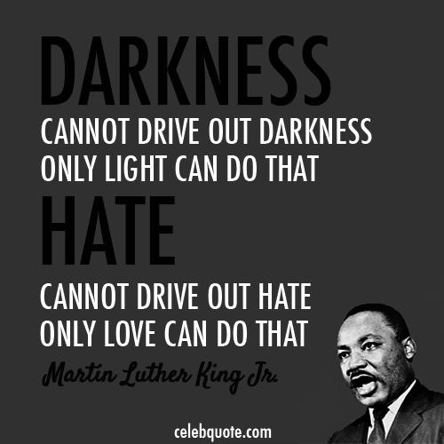 Quotes About Love: Martin Luther King Quotes On Love. QuotesGram