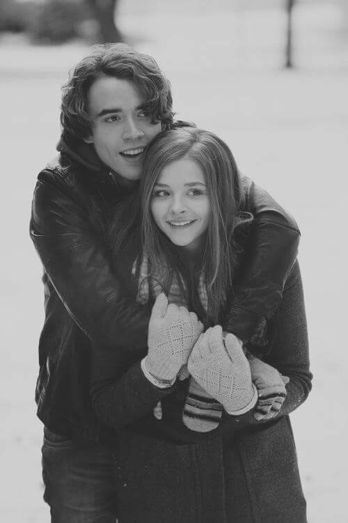 :), adorable, aww, b&w, black and white, boy, boyfriend, cold, couple, cute, dream, follow, girl, girl and boy, girlfriend, girly, happiness, happy, heart, inlove, love, lovely, relationship, smile, teenagers, teens, winter, young, young couple