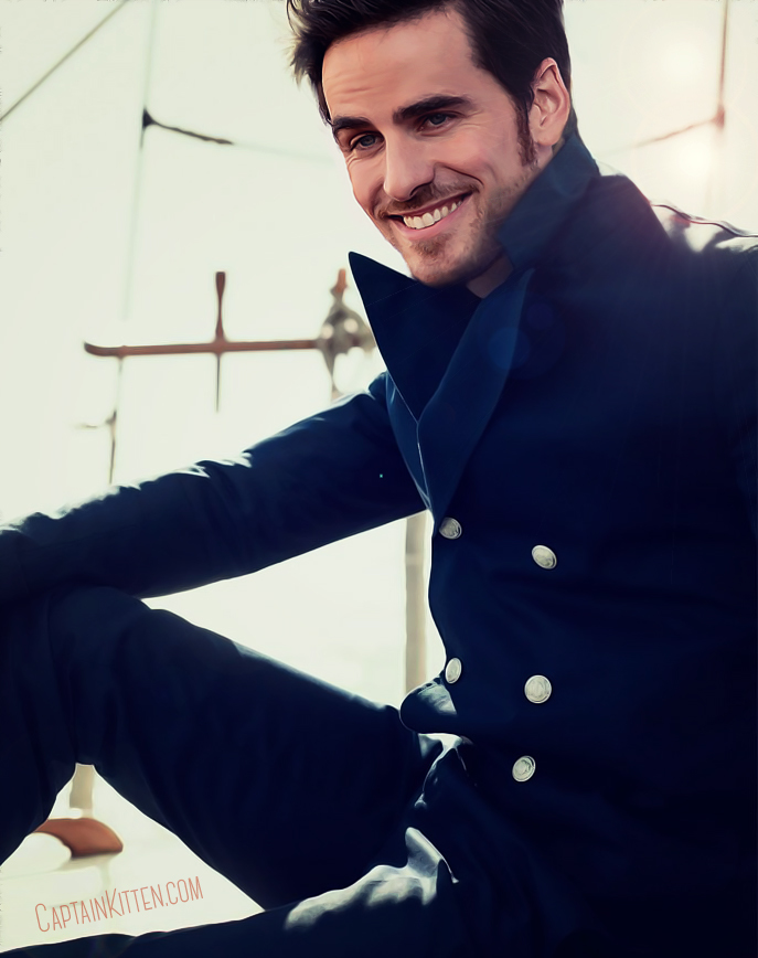 captain hook, cute, sexy, colin o'donoghue