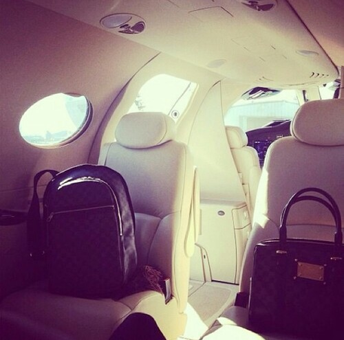 airplane, airport, bag, handbag, jet, luxury, suitcase, First Set on Favim.com