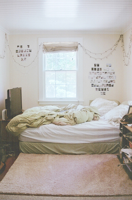 Bed Bedroom Decor Diy Fashion Girl Hipster Indie Image 2534509 By S