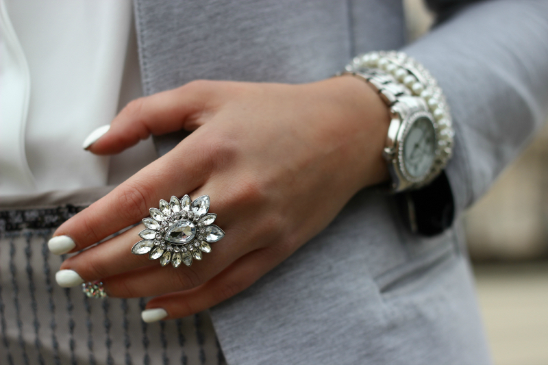 beautiful, clothes, fashion and grey