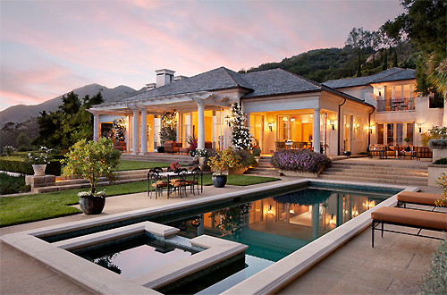 Via tumblr image 2585119 by maria d on for Beautiful rich houses