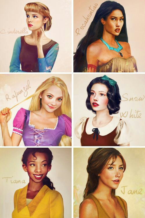 Real Life Disney Princess Image 2596505 On Favim Com