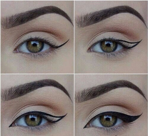 how to eyeliner image 2642759 by mariad on favimcom
