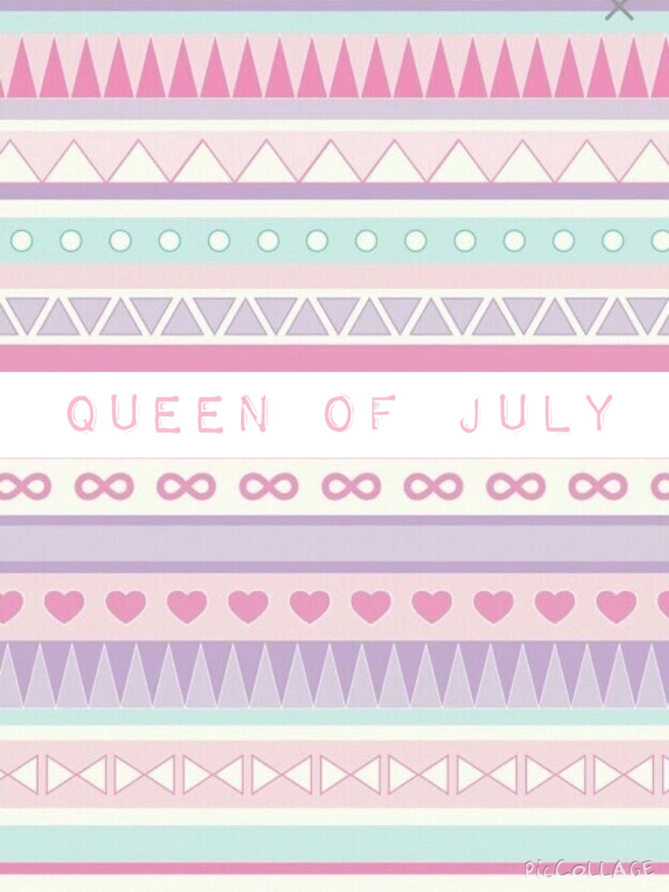 background, birthday, birthday girl, crown, girl, iphone, july, love, pastel pink, pink, queen, wallpaper, lookscreen
