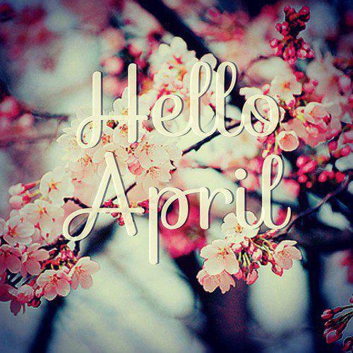 2015, april, flowers and goodbye march