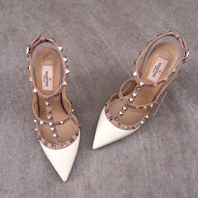 shoes and valentino