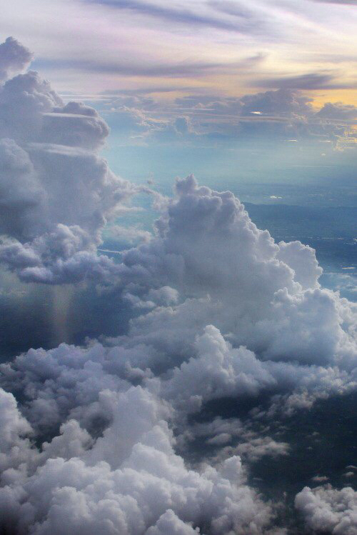 air background beautiful blue cloud love morning
