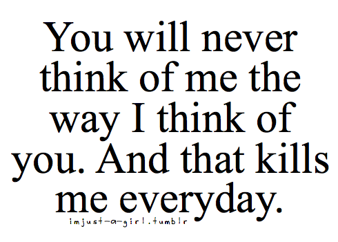 Sad Quotes About Hopeless Love : crush, hopeless, love, quotes, sad - image #2690878 by Glamorista on ...