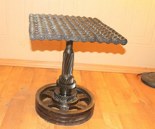Upcycled Automotive Parts Recycled Things Image 2715835 By