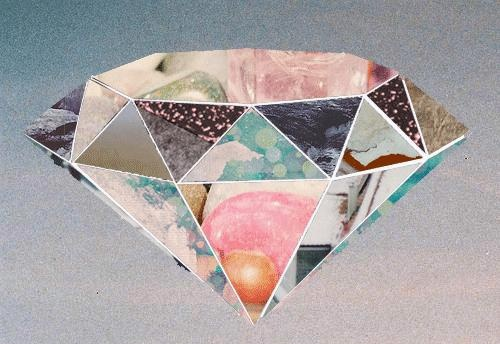 amazing, art, beautiful, collage, colorful, cool, diamond, earth, geometry, grunge, picture, pretty, vintage