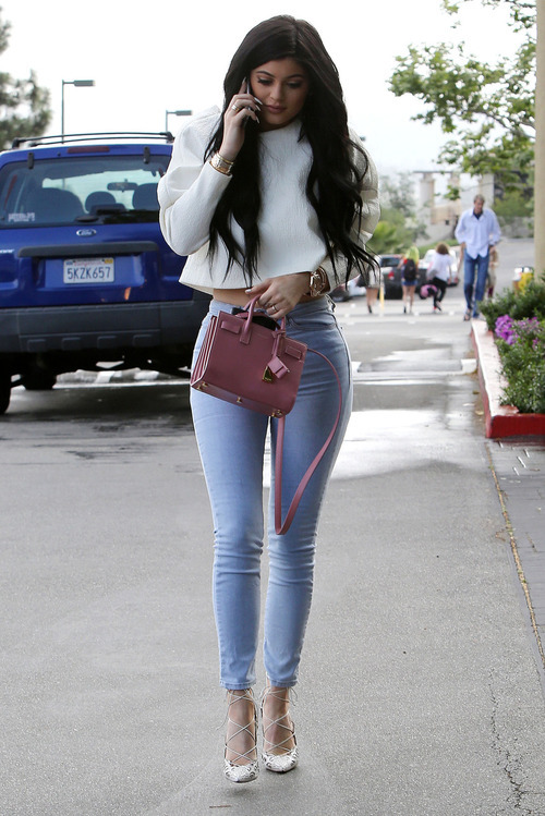 Kylie Jenner Tumblr Fashion Images Galleries With A Bite