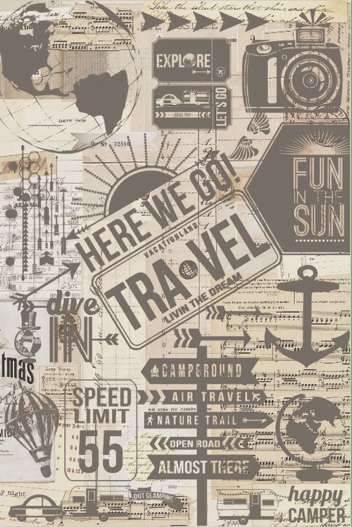 drawings, fun, here we go, quotes, speed, travel, tumblr, wallpaper Quotes Tumblr Girly