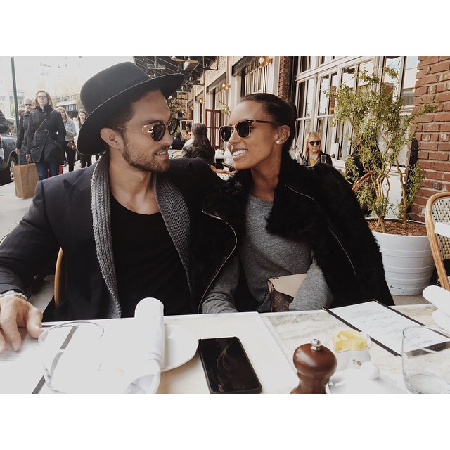 boy and girl, couple, cute, fashion, fashion couple, favs, goals, jasmine tookes, love, smile, style, sweet, tobias sorensen, relationship goals, couple goals, favorite couple