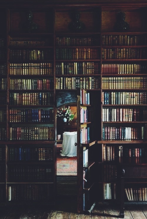 Background Beautiful Book Iphone Library Old Secret