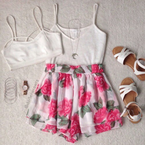 Fashion Lifestyle Outfit Summer Image 2913345 By Marine21 On