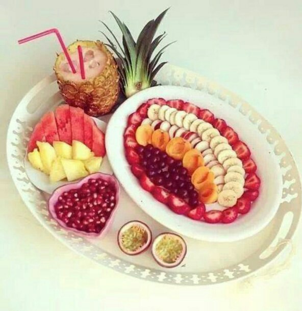what are the most healthy fruits is fruit healthy for breakfast