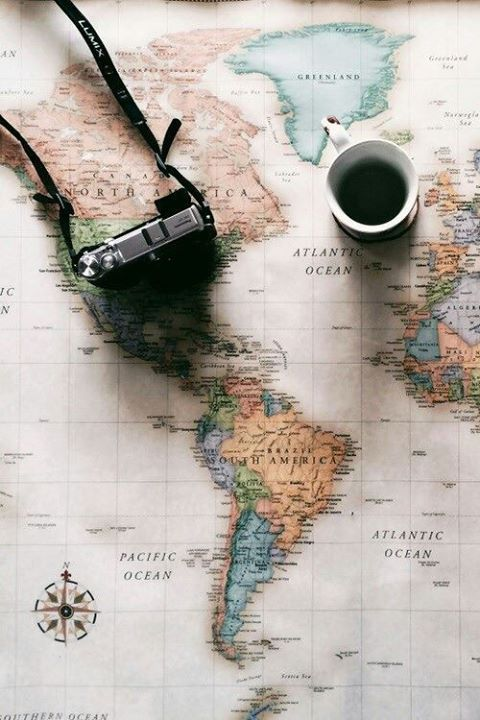camara, canon, coffee, cup, journey, map, pacific ocean, perfect, photography, photos, roadtrip, south america, tea, travel, trip, ♥, ♦, altantic ocean, luxim, canon camara