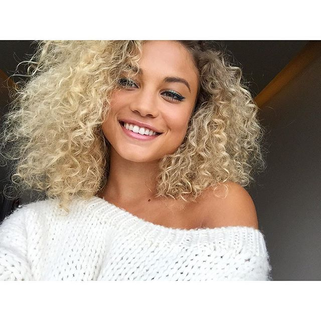 beautiful, beauty, blond and curls
