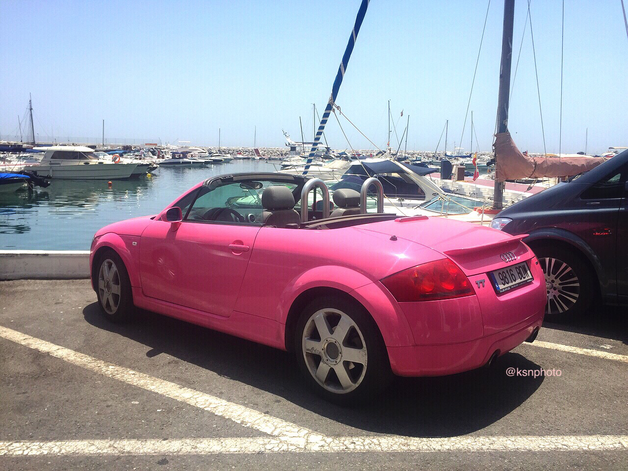 audi, audi tt, awesome and barbie