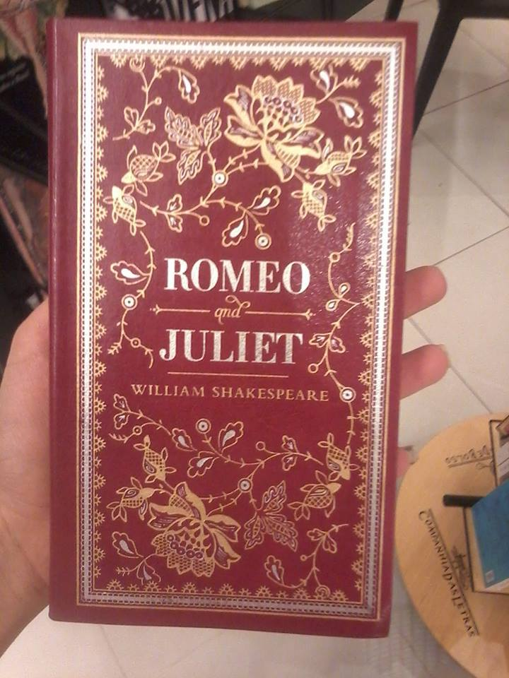 a literary analysis of romeo and juliet by william shakespeare