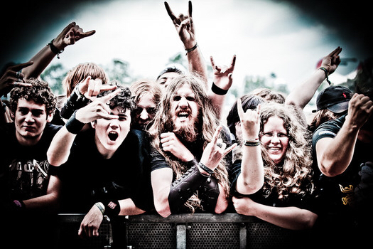 the effects of heavy metal music
