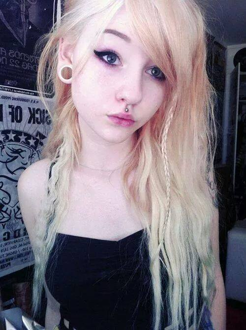 girl with stretched ears sex