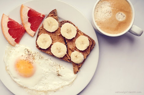 Breakfast for fitness
