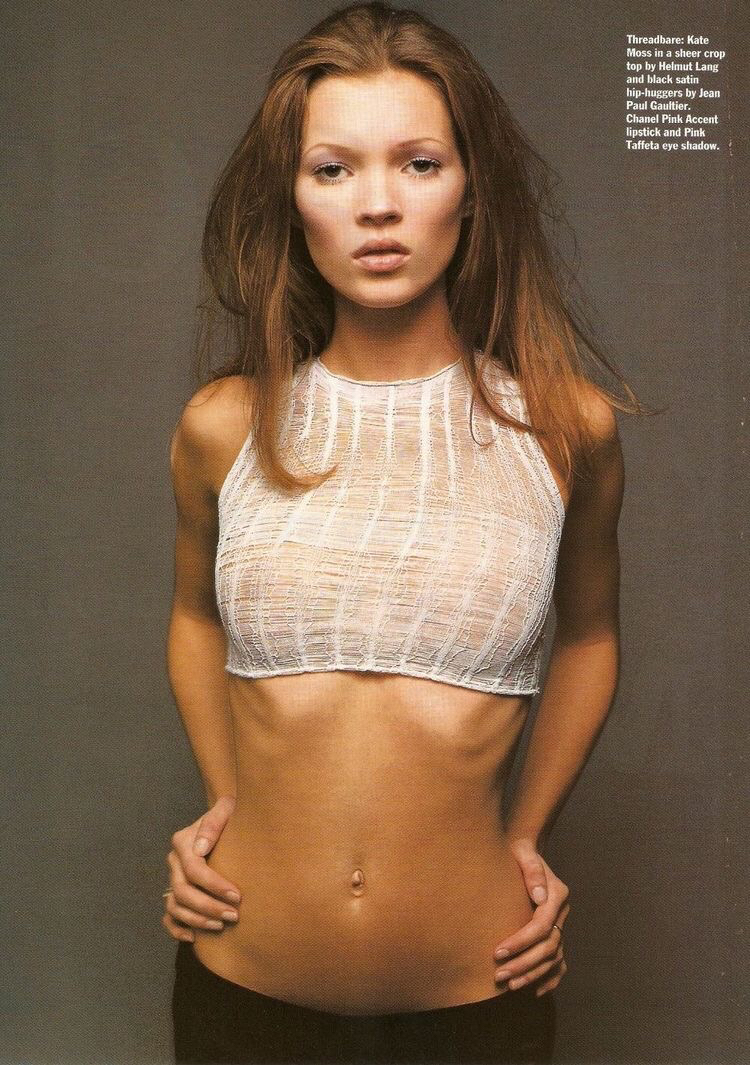 kate, kate moss, model, moss, young