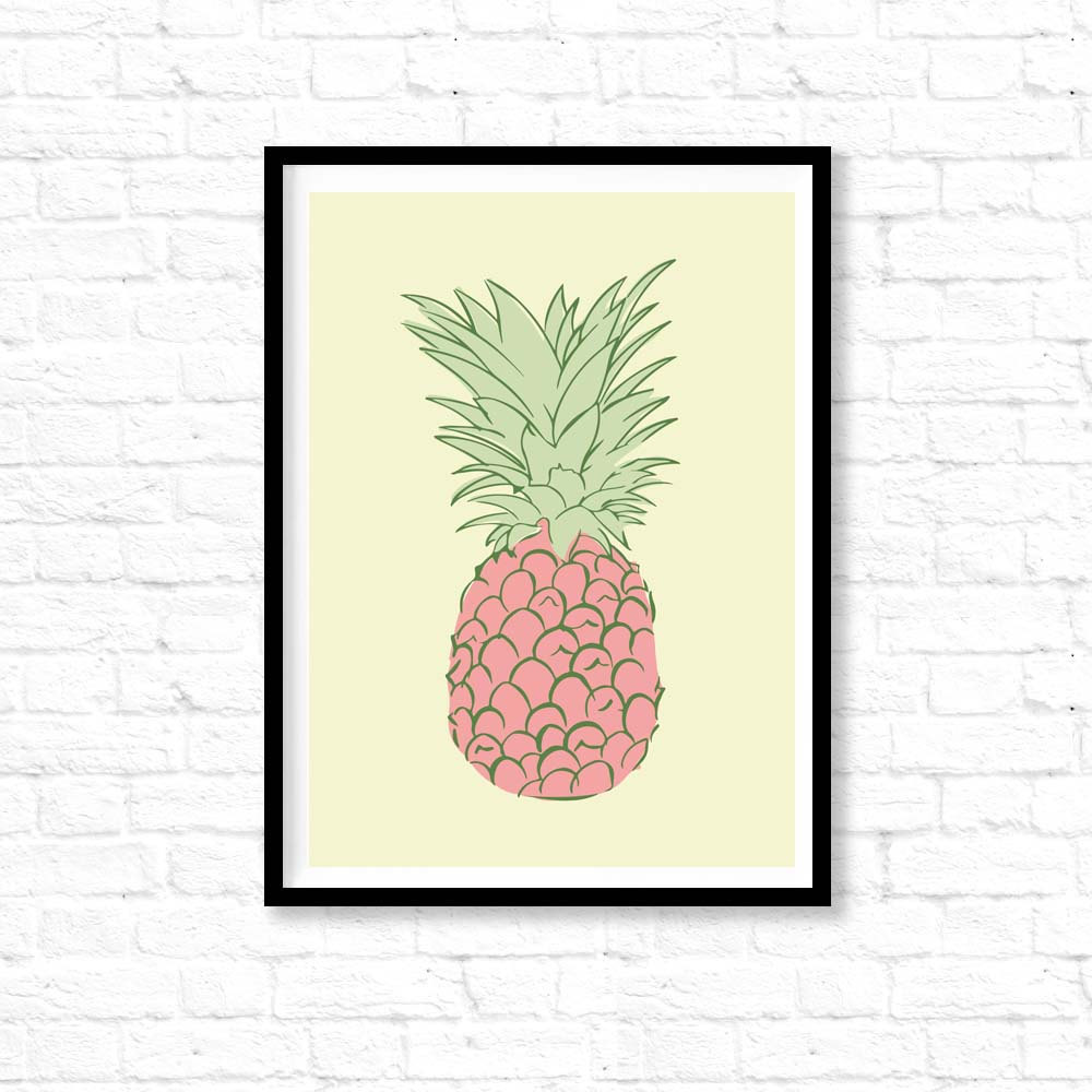 art, art print, colour and cute
