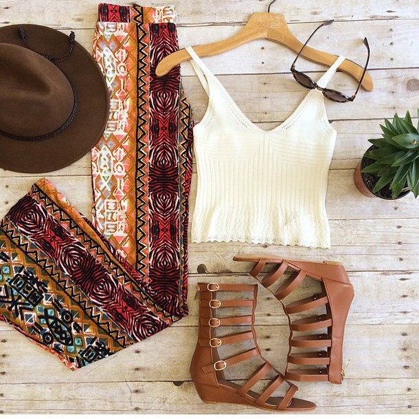 beauty, bohemian, boho, boho chic, clothes, fashion, gypsy, hat, hippie, indie, inspirational, inspire, life, love, outfit, shoes, style, summer, wanderlust, bohemian chic, ​beautiful, ootd