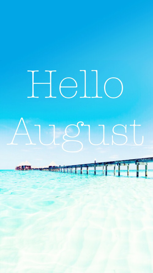 Hello August - image #3156945 by winterkiss on Favim.com