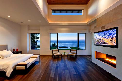 Beach House Beautiful Interior Love Luxury Ocean View