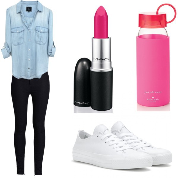 Sporty - Polyvore - image #3171699 by marine21 on Favim.com
