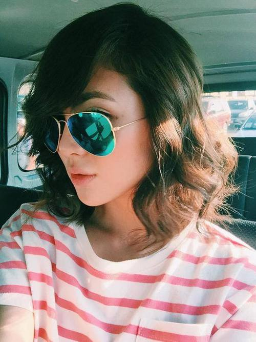 Fashionable images beautiful-cool-curly