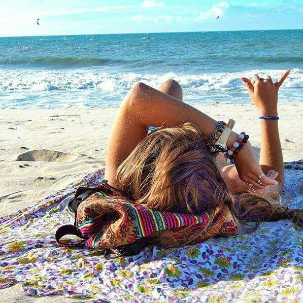 beach, beautiful, girl, summer, sunny