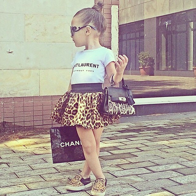<3, animal print, august, babies, baby, beautiful, bun, chanel, fash, fashion, fashionable, flawless, girl, goals, gorgeous, hair, i love this, inspiration, inspo, kid, leopard, like, love, pretty, style, styles, stylish, summer, sunglass
