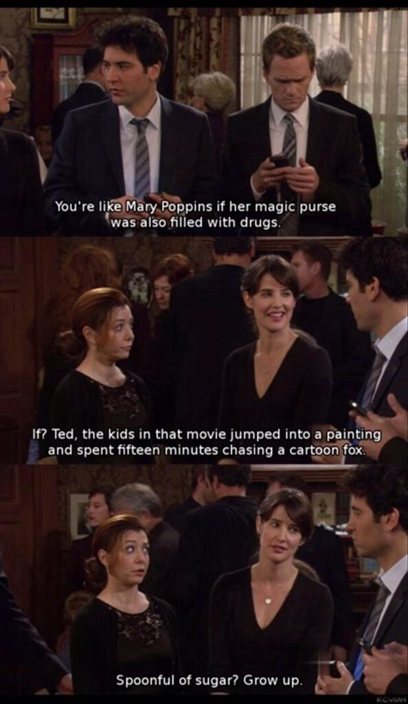 Drugs Friends Friendship Funny Quotes Himym How I Met