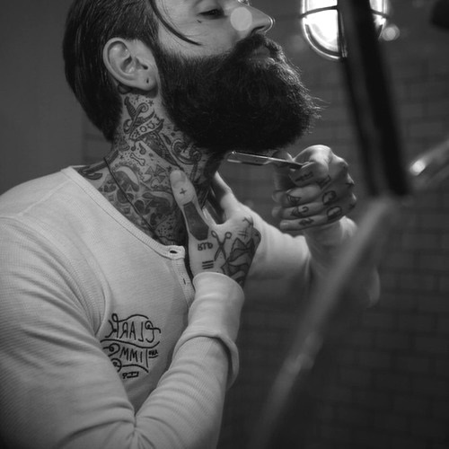 attractive, beard, garcon, handsome, hipster, hommes, hot, hot men, men, tattoo, tattoos, attractive men, men with beards
