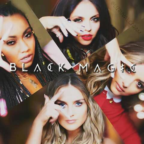 black magic, little mix - image #3248729 by helena888 on
