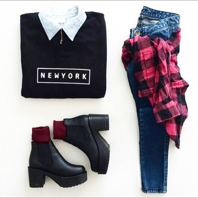 Clothes Fashion Girl Grunge Hipster Outfit Soft Grunge