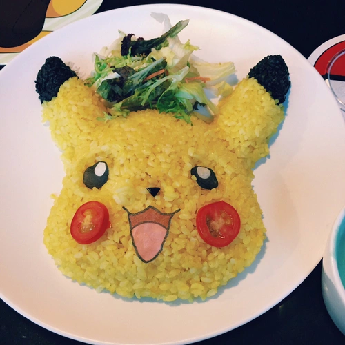 Image 3291398 by violanta on for Pokemon cuisine