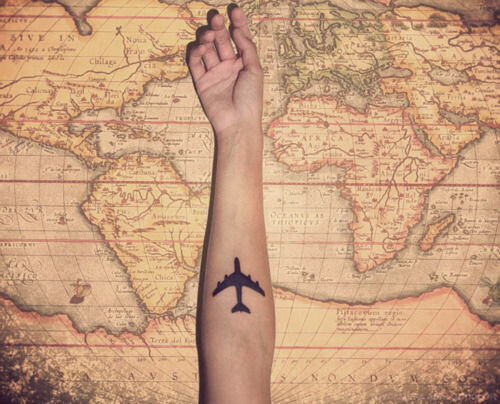 maps, plane, see and the